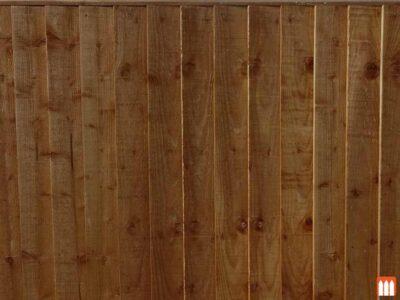 Feather Edge Panels